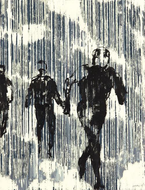 Resonanzboden,-Holzschnitt-im-Handabzug,-Öl,-34-x-26-cm,-2015-16