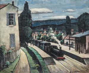 Miniaturbild: Clifford HOLMEAD Phillips (1889-1975)