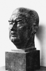 Sachs Büste - historische Aufnahmen