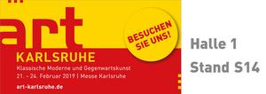 Miniaturbild: art KARLSRUHE 2019 - Klassische Moderne und Gegenwartskunst