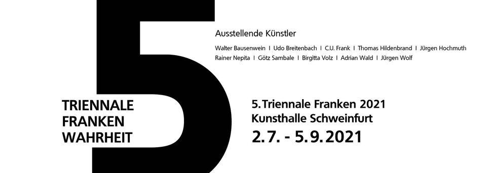 Miniaturbild: 5. Triennale Franken - Wahrheit