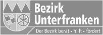 Logo: Bezirk Unterfranken