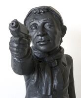 Miniaturbild: JEDER GEGEN JEDEN - Skulpturen-Installation von Ottmar Hörl