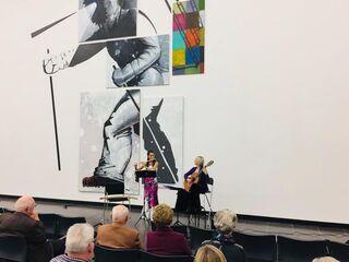 Miniaturbild: Kunst und Konzert